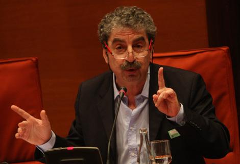 Francis Wolff, filósofo francés, ha realizado un discurso muy intenso. | Quique García