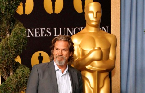 Jeff Bridges compite por la estatuilla dorada. | Reuters