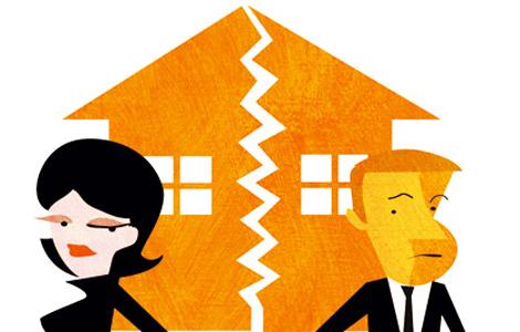 Imagen representativa de la separación de una pareja.   Elmundo.es