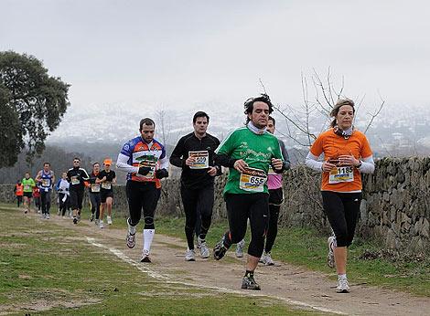 Imagen de la carrera.   Fernando Ruiz Tomé