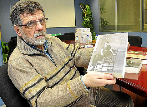 Joan March Noguera, director de la colección 'La Ciència a les Illes Balears'| Alberto Vera