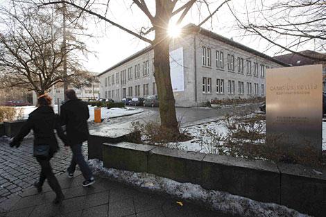 El colegio católico Canisius Kolleg de Berlín, donde presuntamente se cometieron abusos. | AP