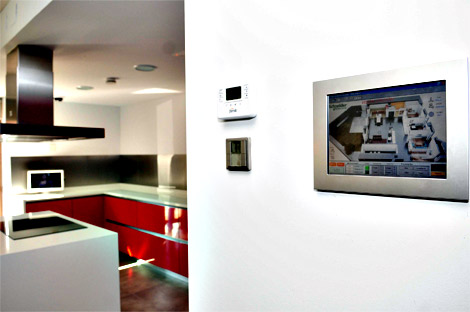 Hogar digital presetnado por Asimelec en Madrid. | munimadrid.es