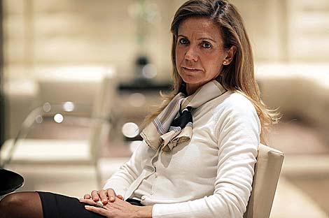 Gemma Gallego, vocal del Consejo General del Poder Judicial. | Antonio Heredia