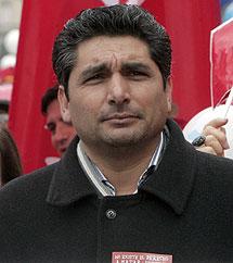 Juan José Cortés. | Efe