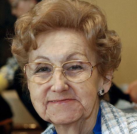 Blanca Sendino, famosa por su 'Celestina'. | Efe