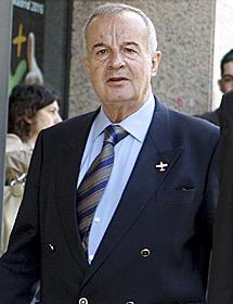 El general Vicente Navarro.   Efe