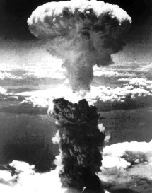 Bomba atómica sobre Nagasaki. | Ap - USAF