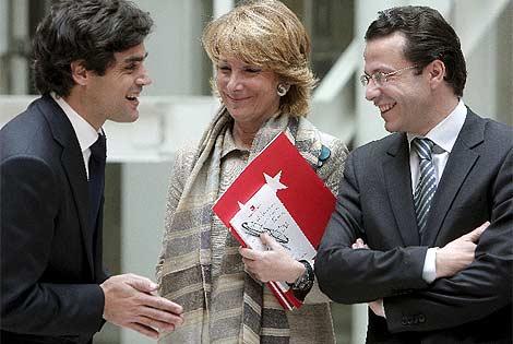 Aguirre charla hoy con Güemes y Lasquetty