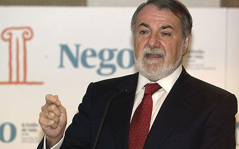 El eurodiputado del PP Jaime Mayor Oreja. | Efe