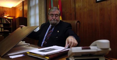 Enrique Villar, ex delegado del Gobierno en Euskadi. | EL MUNDO