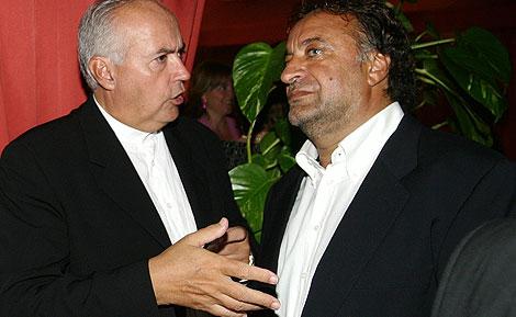 José Luis Moreno en la gala de inauguración de IB3 | El Mundo