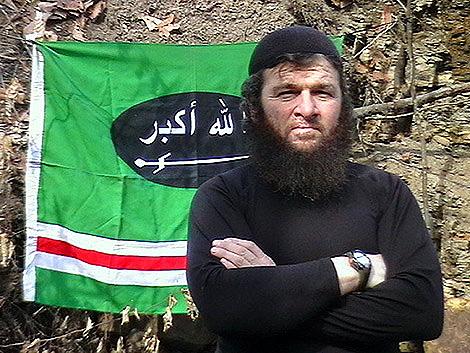 Doku Umarov, lider de los islamistas del Cáucaso del Norte. | Afp