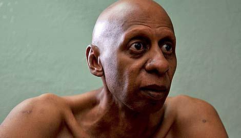 El disidente Guillermo Fariñas, | Efe