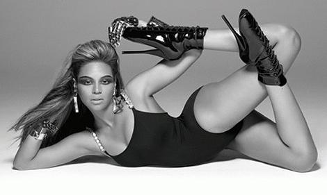 Los vídeos de Beyoncé son de los que más éxito tienen en Internet.