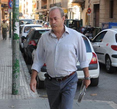 El juez José Castro en una imagen de archivo. | Jordi Avellà