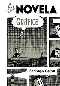 Portada de la obra de Santiago García.