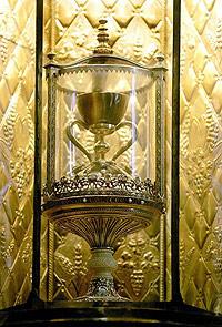 Santo Cáliz en la Catedral de Valencia | José Cuéllar
