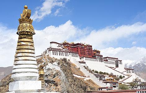 El Tíbet es uno de mis destinos clave en este viaje | J.C.C.