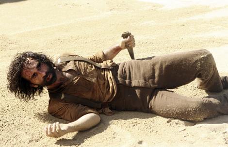 Una escena del episodio 'Ab aeterno', protagonizado por Nestor Carbonell.