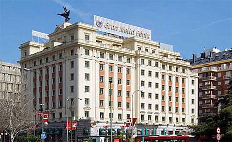 Hotel Gran Meliá Fénix de Madrid. | Sol Meliá