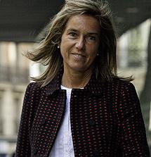 Ana Mato, vicesecretaria general del PP.
