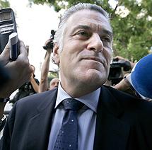 El ex tesorero del PP, Luis Bárcenas.   A. Di Lolli