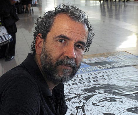 El actor Willy Toledo. | Javier Fuentes