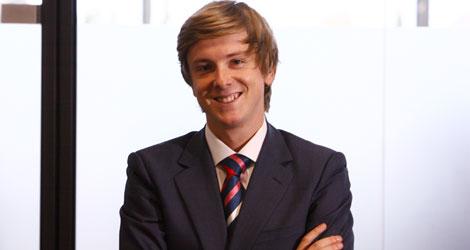 Hugues, co-fundador de Facebook y director de la campaña de Obama. | Ernesto Caparrós