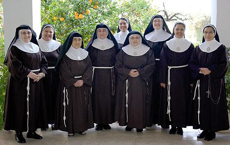 Resultado de imagen para monjas de clausura alegres