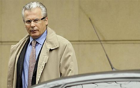 El juez de la Audiencia Nacional Baltasar Garzón. (Foto: Reuters)