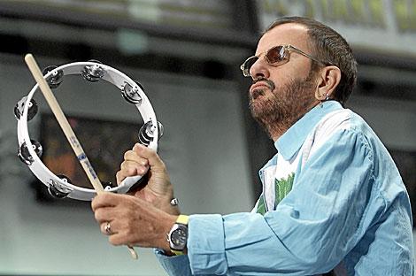 Ringo Starr, en una imagen de archivo. | AP