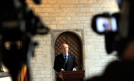 Montilla cree 'inexcusable' renovar el TC en su actual estado | Santi Cogolludo