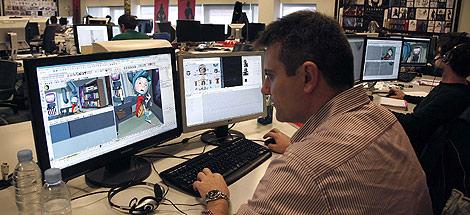 Enne entertaiment studios, empresa ubicada en Salamanca que se dedica a la creación de videojuegos. | Ical