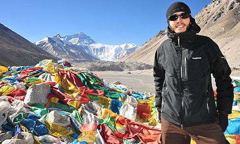 Saludos desde el Everest | J.C.C.