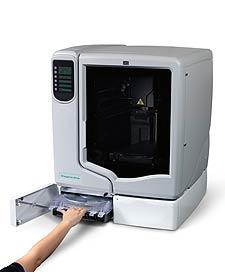 El modelo Designjet Color 3D.