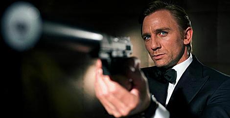 Daniel Craig, en un fotograma de 'Casino Royale'.