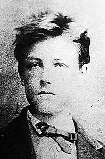Mítica foto de Arthur Rimbaud