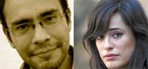 Yiru Herrera y Pola Olaixarac.