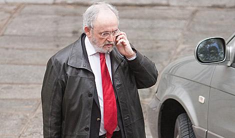 El juez Luciano Varela.   Gonzalo Arroyo