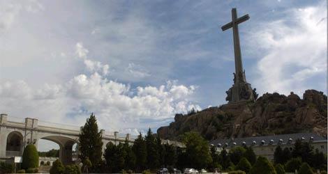 Imagen del Valle de los Caídos. | Begoña Rivas