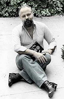 El escritor Philip K. Dick