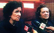 Ángela y Luciana Izquierdo