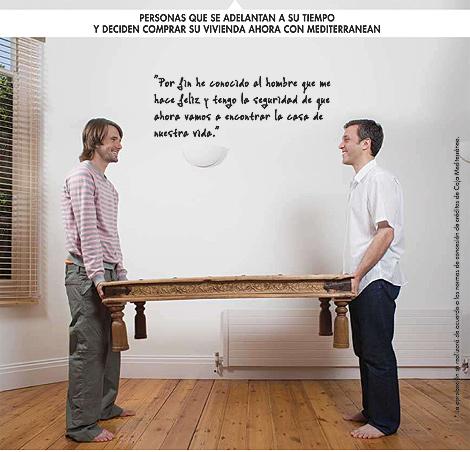 Imagen utilizada para el anuncio de 'pisionarios', creado por Diluvia. | E.M.