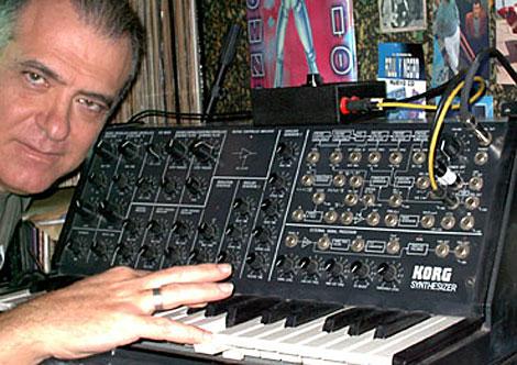 El músico Carlos Vaso, fundador de Azul y Negro. | EL MUNDO.es