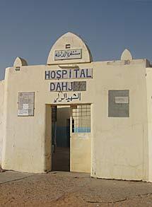 Fachada del hospital. | R. Q.