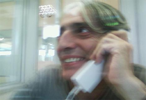 Amadeu Casellas, en prisión, en 2009.