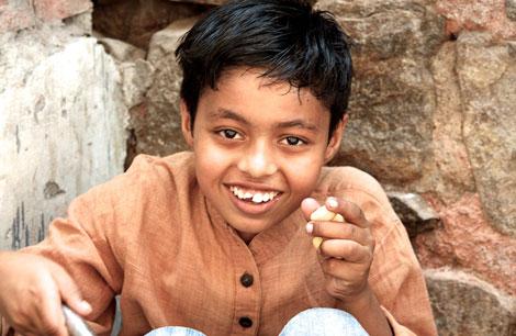 Gracias a las ONG estos niños tienen un techo y acceso a una educación   J.C.C.