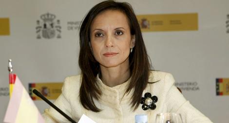 Beatriz Corredor, ministra de Vivienda. | Efe