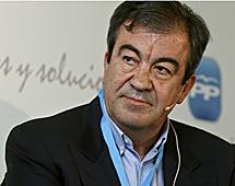 Álvarez Cascos, en Burgos | Efe